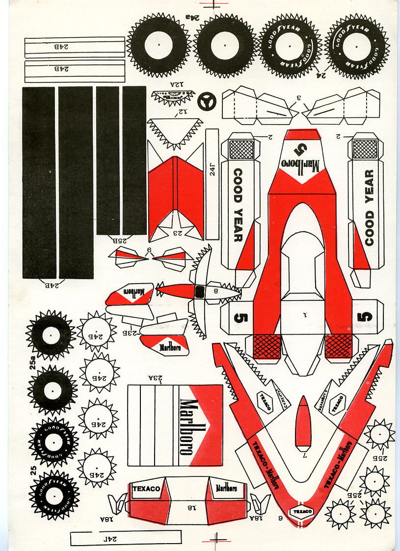 Бумажные модели как сделать 722